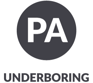 PA-underboring. Tidligere Entreprenørfirmaet Per Andersen – Styret underboring.
